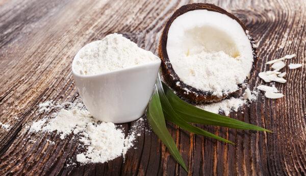 Curiosidades de la harina de coco